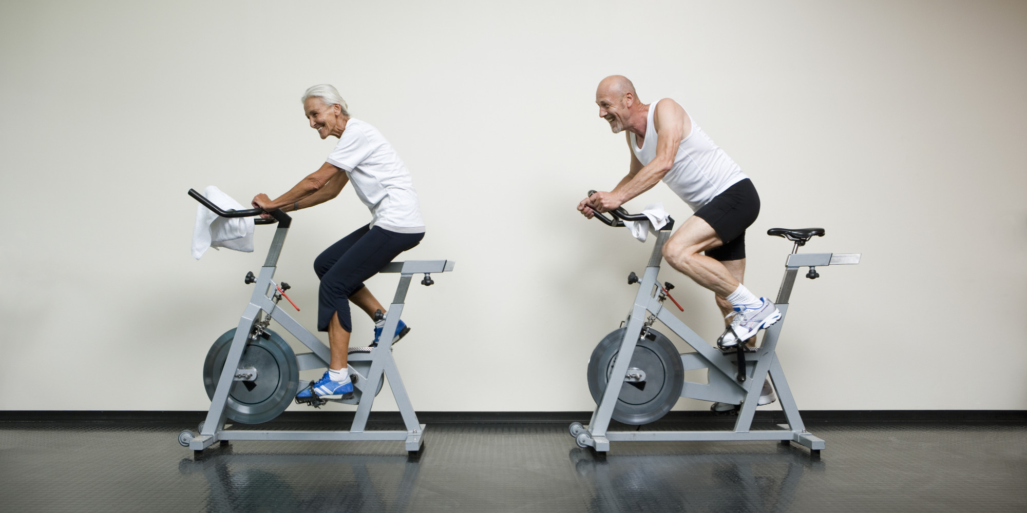 cardiovascular fitness over 40
